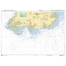 Marine chart 7250: Pointe...