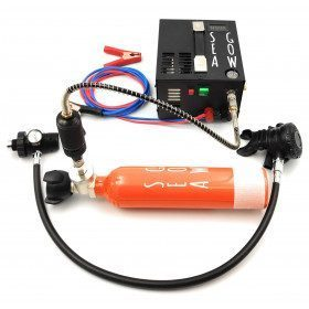 Seagow 300 pack with 12V...