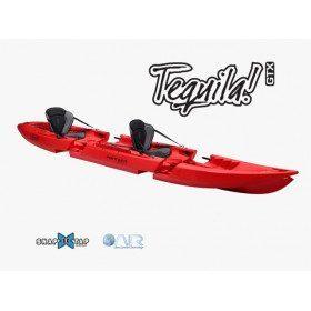 Modular kayak Tequila GTX Duo