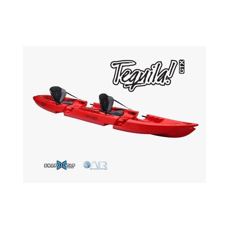 Kayak modulable Tequila GTX Duo de Point 65   Picksea