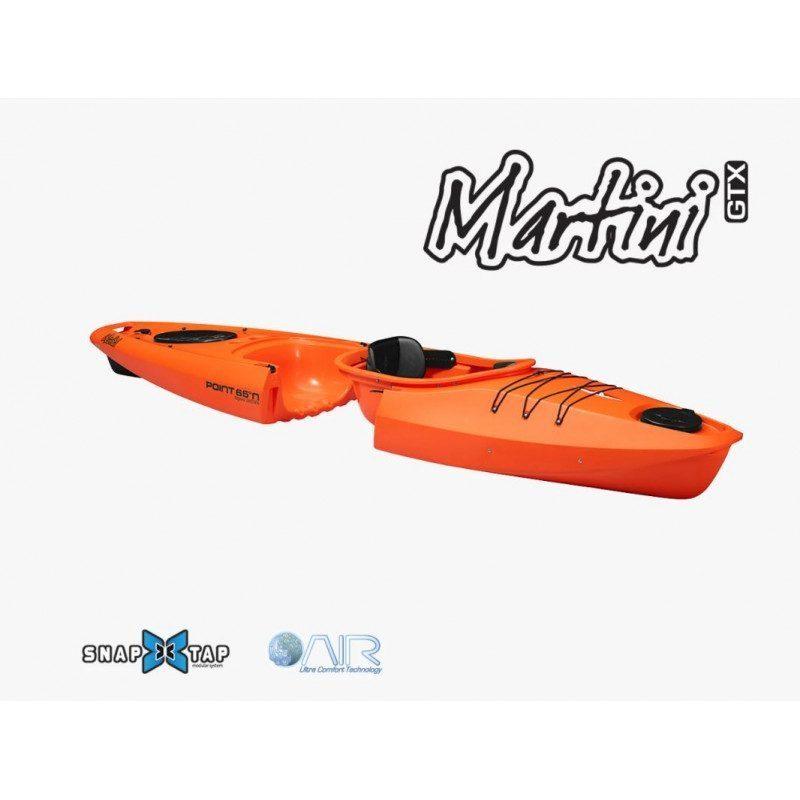 Point 65 Martini Solo Modular Kayak | Picksea