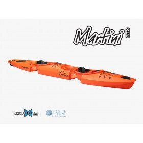 Kayak modulable Martini Duo