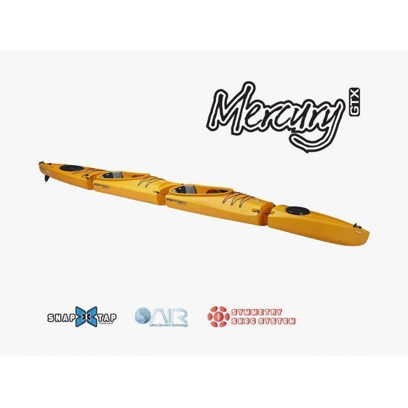 Kayak modulable Mercury GTX Duo de Point 65   Picksea