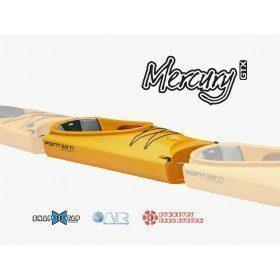 Modular Mercury kayak extra...