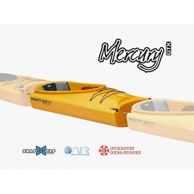 Modular Mercury kayak extra section from Point 65   Picksea