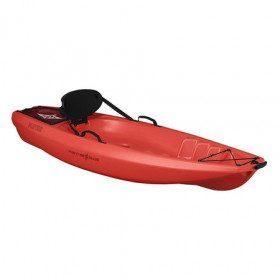 Plutini child kayak
