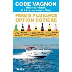 Code Vagnon - permis plaisance option côtière