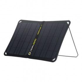 Panneaux solaires nomades...