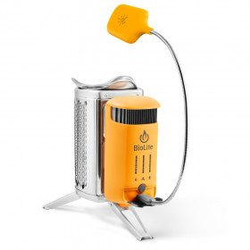 CampStove 2+ with flexlight...
