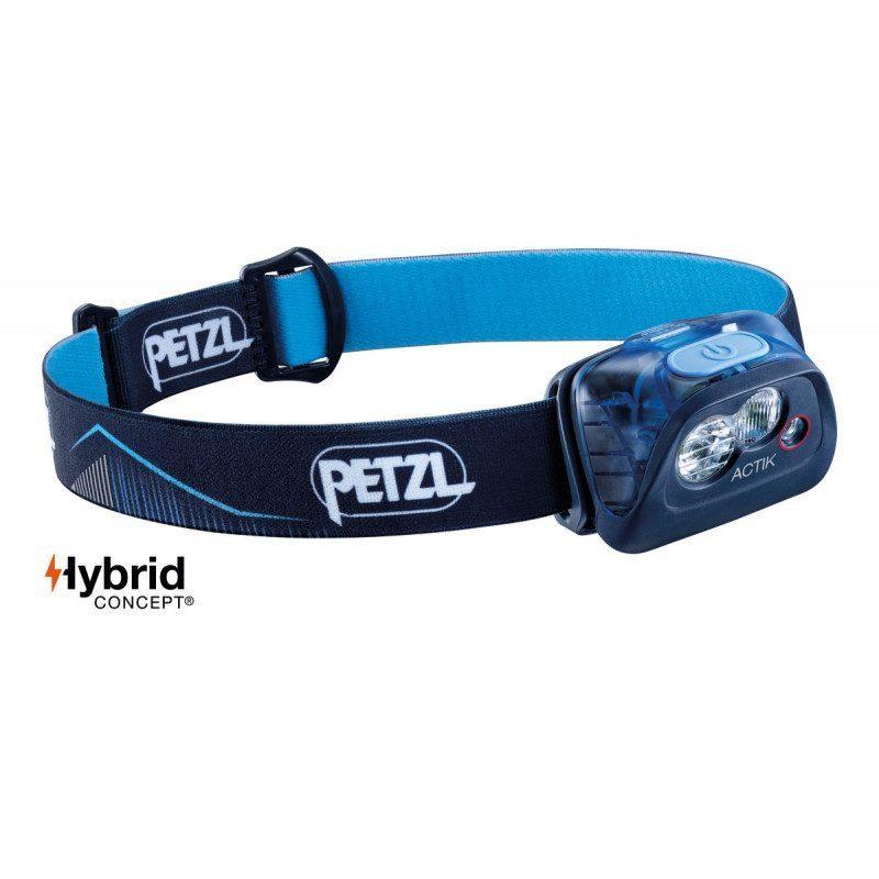 Lampe frontale Actik de Petzl   Picksea