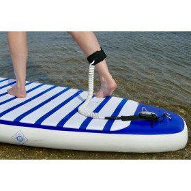 Leash Coil 8' Surfpistols