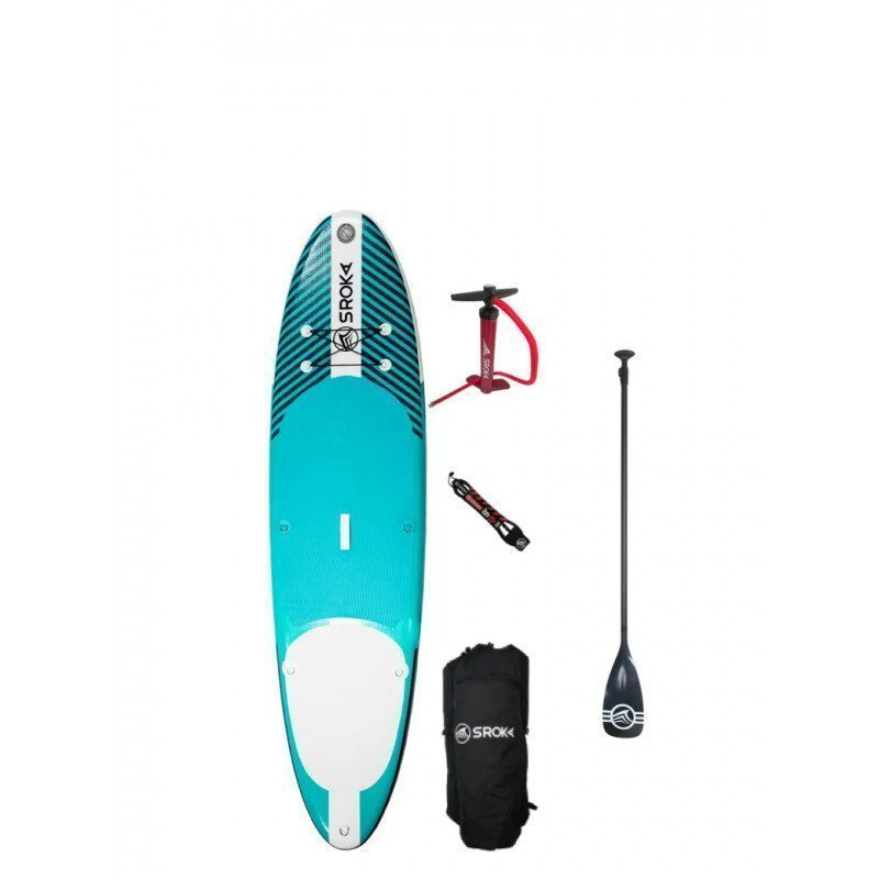 Pack paddle Easy 10'/10'6/11'6/12'6 de Sroka | Picksea