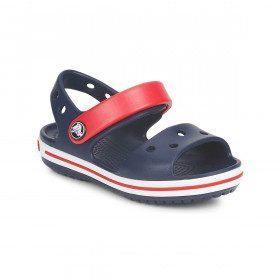 Crocband Navy Sandal Child...