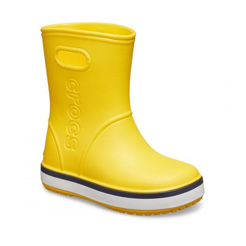 Bottes de pluie Crocband Enfant et Juniors de Crocs