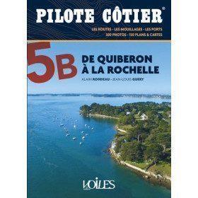 Pilote Côtier n°5B Quiberon...