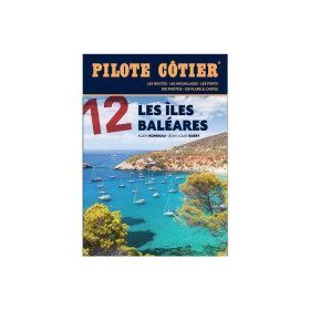 Pilote Côtier n°12 Les îles...