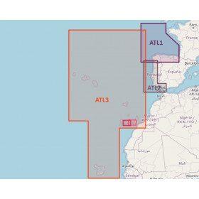 NV-Charts - Zone Atlantique