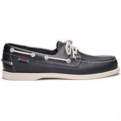 Docksides Leather Blue Navy
