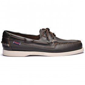 Docksides Leather Dark Brown