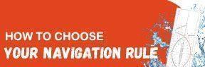bien choisir sa règle de navigation