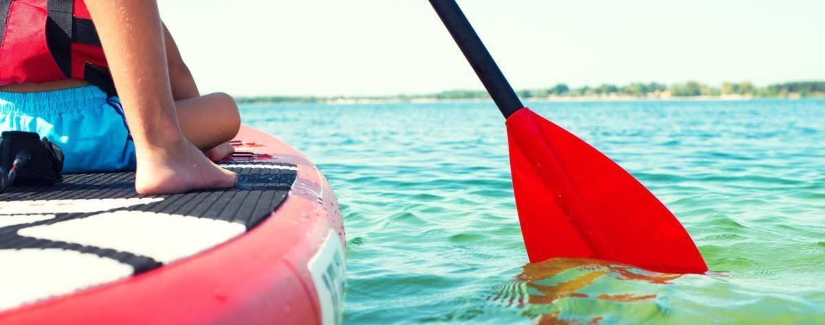 Le Top 5 des équipements pour le Stand Up Paddle Picksea - SAS Nauting